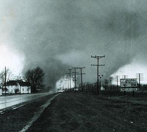 Palm Sunday Tornadoes